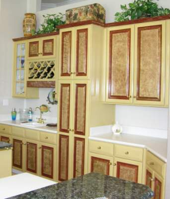 Millwork and Cabinets